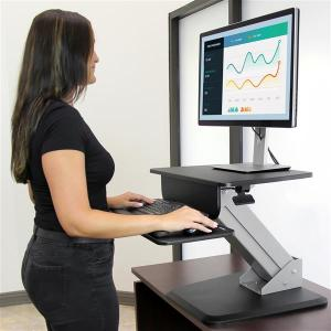 Height-adjustable Desk Workstations